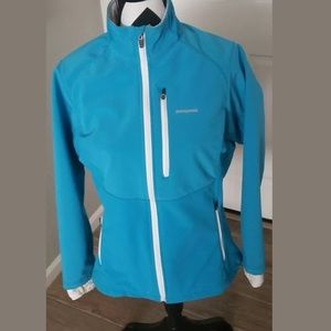 Patagonia Polartec Power Dry Softshell Jacket